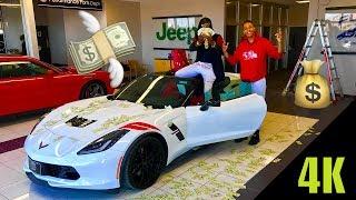 Tall Guy Car Reviews | Mr Organik | MAKING IT RAIN $50K (4K)