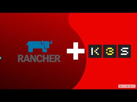 Lightweight K8S Lab - Rancher + K3S Integrated Deployment