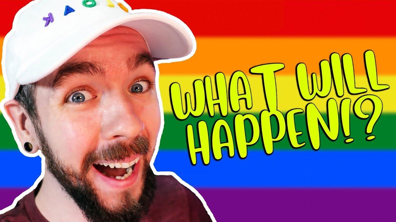 Gay jacksepticeye is jacksepticeyes sexuality