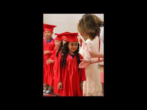 New Union Elementary School Kindergarten Graduation - 2018
