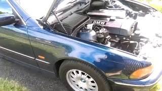 Engine M52TUB25 from BMW e39 523i.