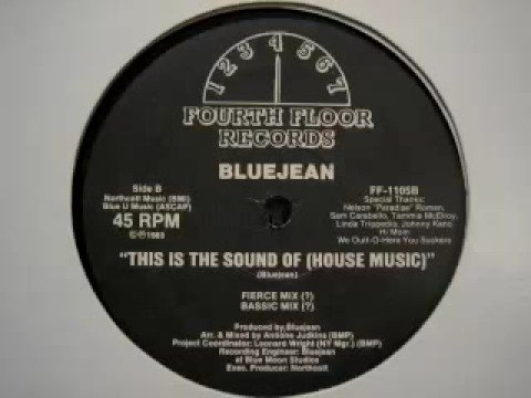Bluejean - This Is The Sound Of (House Music) (Bassic Mix)