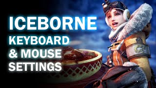 MHWorld: Iceborne | Best Keyboard & Mouse Bindings for PC (Ranged/Melee Weapons)