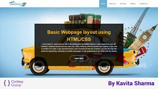 Creating the first web page 2 - HTML tutorial for beginner in Hindi, Part-14