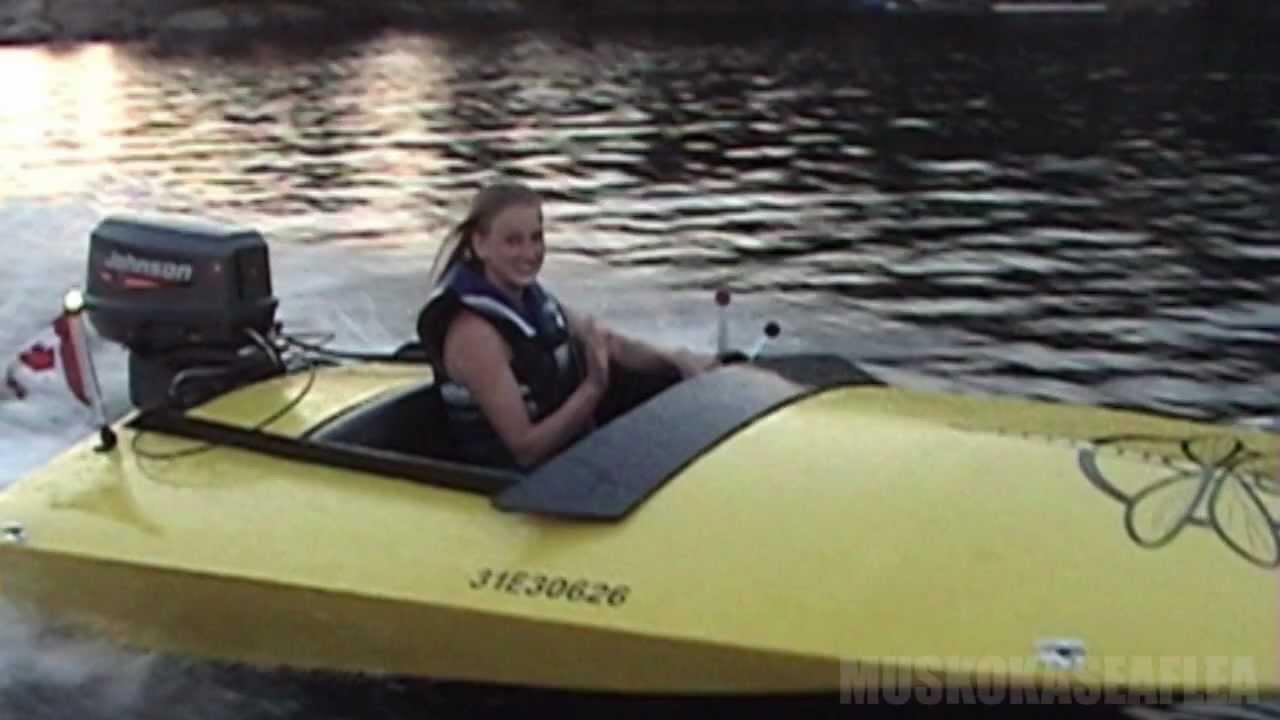 Sarah Renton - Kahshe Lake, Muskoka - 2007 - YouTube
