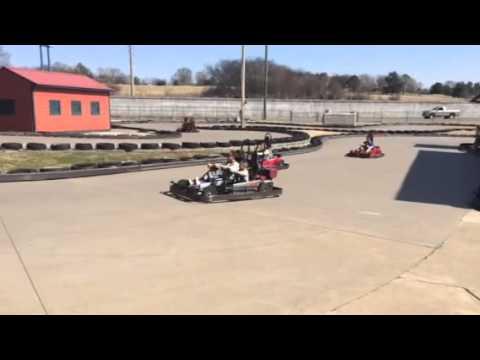 Go Karts Nashville >> Mihalinec Family Having Fun In Nashville At Grand Old Golf Youtube