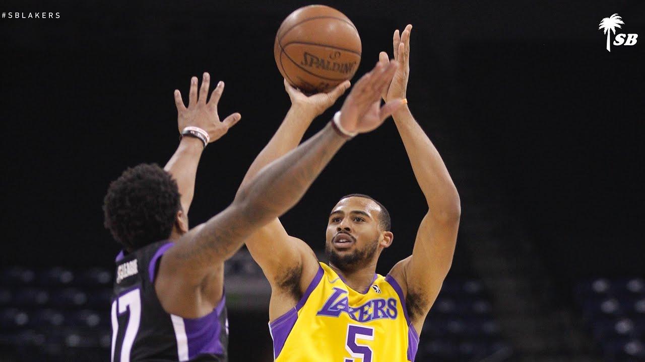 Talen Horton-Tucker Highlights | South Bay Lakers vs. Stockton Kings