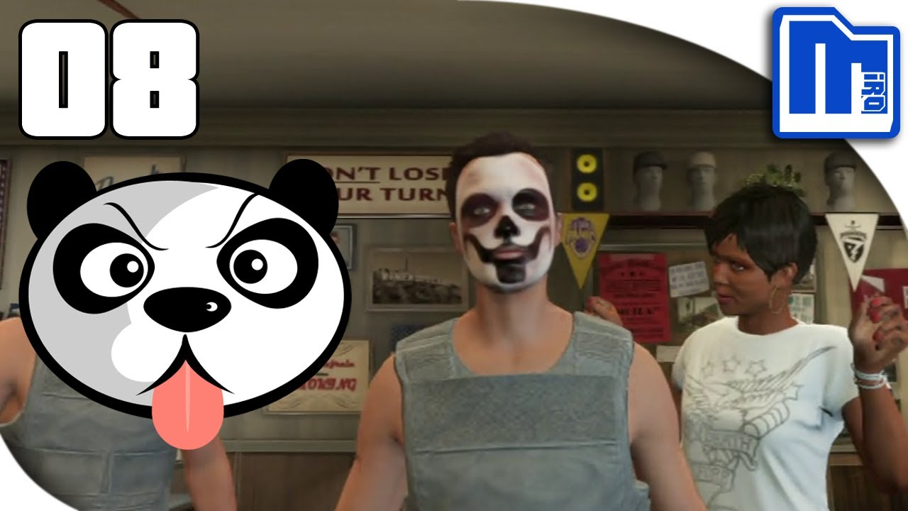 Gta Online  Hd Panda Pussy  E  B Lets Play Grand Theft Auto Online