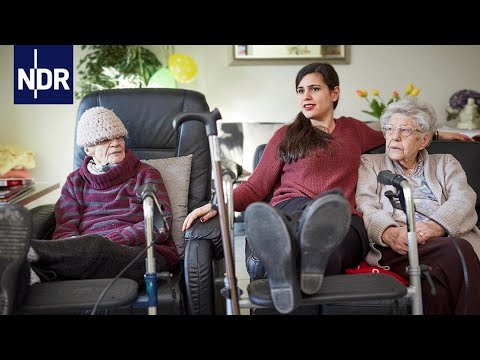 Demenz: Leben in einer Alzheimer-WG | 7 Tage | NDR