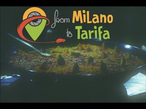From Milano to Tarifa , Italian Stories from Spain