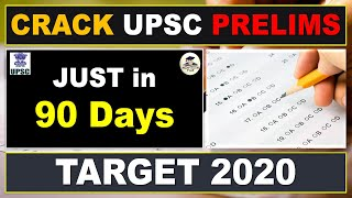 UPSC Prelims 3 Months Study Plan for Civil Service  Exam 2019, Revision strategy for Current Affairs