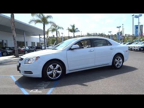2012 Chevrolet Malibu San Diego, Oceanside, Vista, Escondido