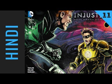 INJUSTICE: Gods Among Us Year 2 | Episode 11 | DC Comics in HINDI