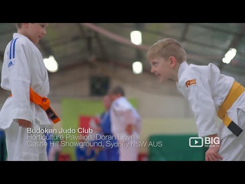 Budokan Judo Club, Martial Arts School in Castle Hill Sydney for Judo Classes for Kids and Adults!