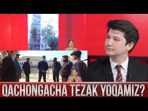 Markaziy Studiya 31.10.2020- Muttasadilar Qachon Bizga Gaz Ta'mirlab Berishadi? | Turkiyada Zil-zila