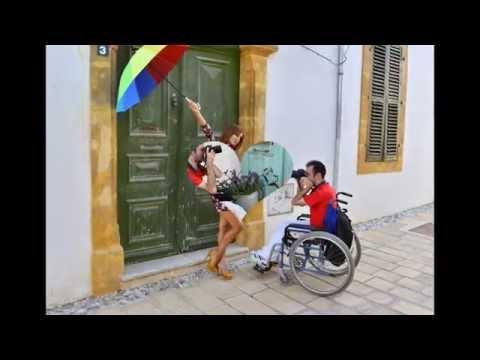 Seniha Kanatlı İle Besim Zafersoy 'Sanat Engel Tanımaz' fotoğraf Slayt Gösterim