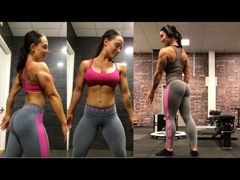 Anna Nyman –  Sexy Fitness Model / Best Aesthetic Natural Body