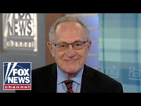 Alan Dershowitz: Kavanaugh accuser must speak first