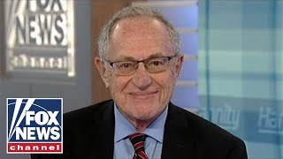 Alan Dershowitz: Kavanaugh accuser must speak first