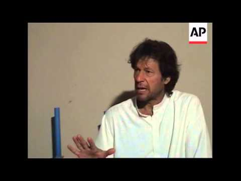 Imran Khan comments after release from jail