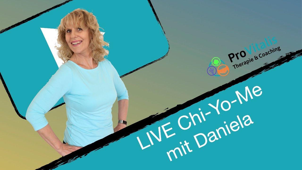 LIVE Chi Yo Me mit Daniela MO 28.09.20