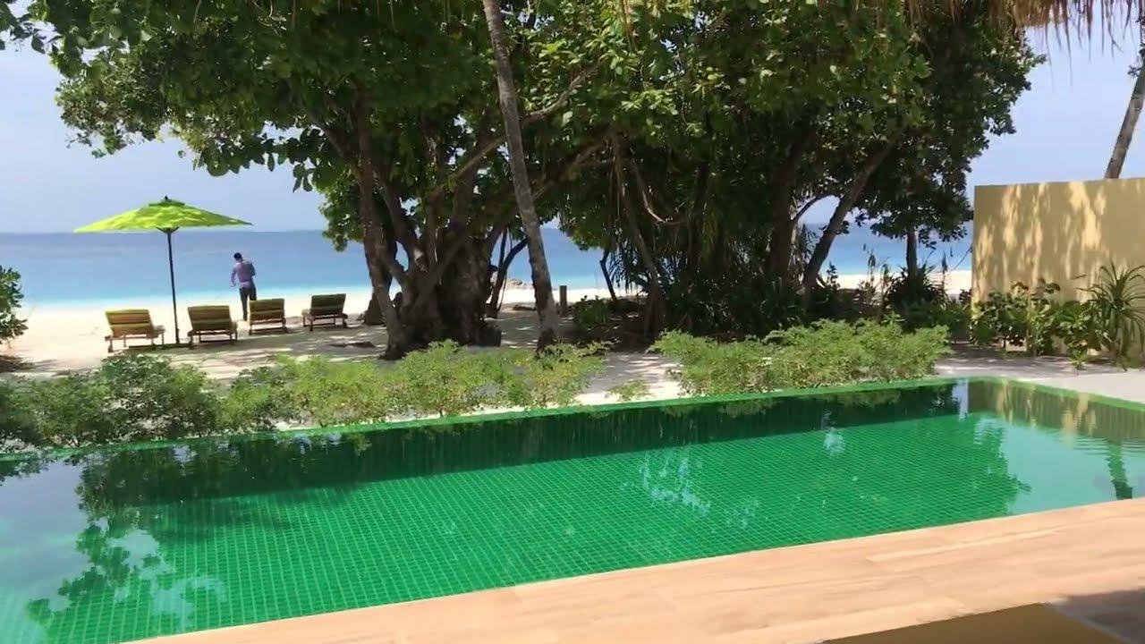 Emerald Family Beach Villa With Pool