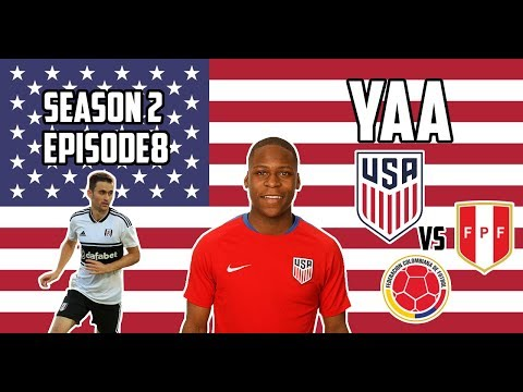 Young Americans Abroad S2E08: Pulisic Hot + Cold, Amon's Big Week, and USMNT Roster!