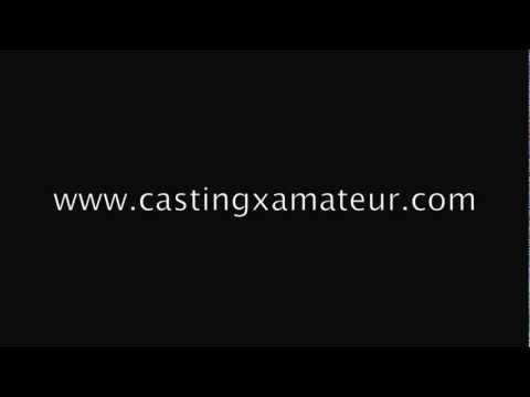 casting x amateur