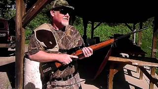 Rich Shooting 458 Win  Mag 510 Grain Bullet First Time part 2 5 31 14