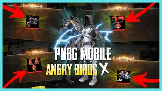 PUBG MOBILE X ANGRY BIRDS || BIGGEST UPCOMING UPDATE LEAKS || SNOWMOBILE UPCOMMING