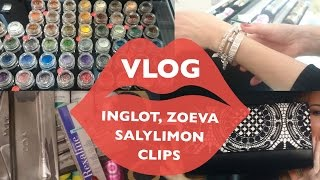 ❆VLOG❆ Развод у метро!!! Покупки (Zoeva, Batiste, Rexaline, Inglot, Sal Y Limon, Clips) Thumbnail