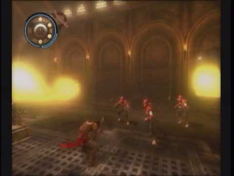 Prince of Persia Warrior Within-Power of the sands HQ
