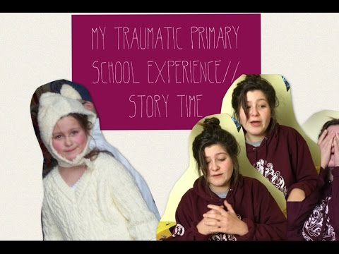 MY TRAUMATIC PRIMARY SCHOOL EXPERIENCE// FRIDAY THE 13th SPECIAL STORYTIME
