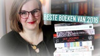 De beste boeken van 2016