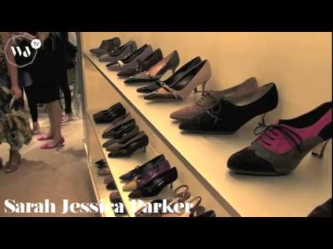 Sarah Jessica Parker x Manolo Blahnik - Vogue Fashion Night NYC