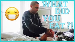WHAT DID YOU EAT??? | HILARIOUS!!!!  (LUCIANOTV WEBISODE)