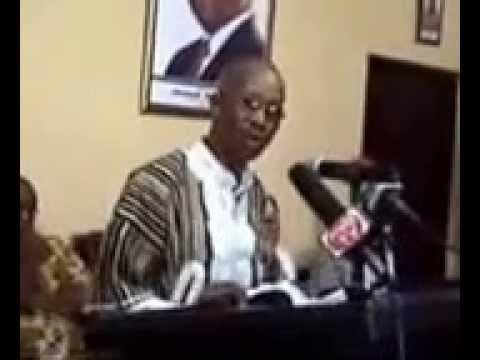 Liberia's Tailor Union Press Conference