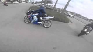 Poursuite Moto vs police #compil 1