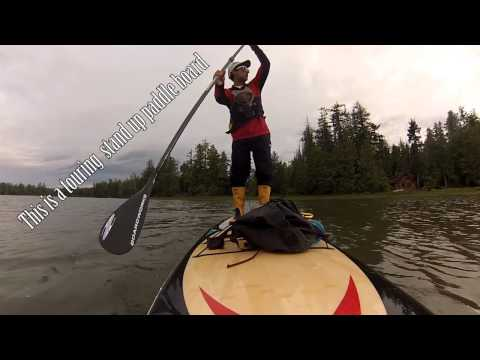 Stand Up Paddle Board Tour Tofino Mudflats