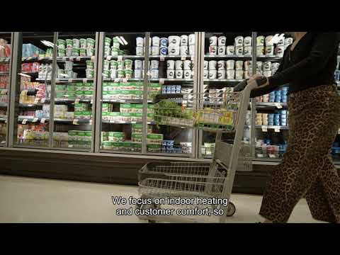 Imagine energy differently at the supermarket – energy savings