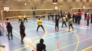 Tamil Volleyball Hamburg. Denmark(Randers)09/012016