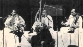 Sindhi Bhairavi, Thumri, Ustad Salamat Ali Khan & Ustad Nazakat Ali Khan. Live in India 1968.