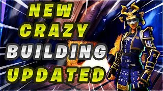 NEW CRAZY BUILDING UPDATE (THIS IS HOW TO Improve Your Skills) Fortnite Battle Royale
