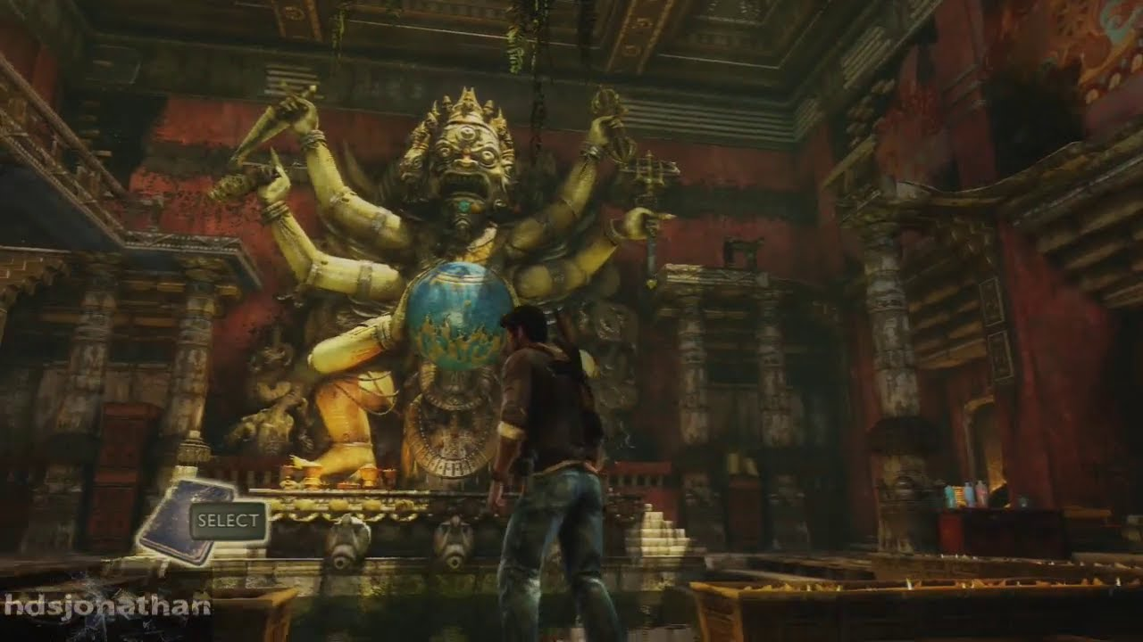 Uncharted 2: Among Thieves Walkthrough - Chapter 8 - The ...