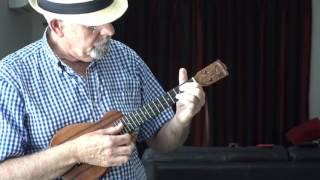 The Blue Danube Ukulele solo