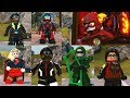 LEGO DC Supervillains - ARROW & THE FLASH TV Heroes Pack!