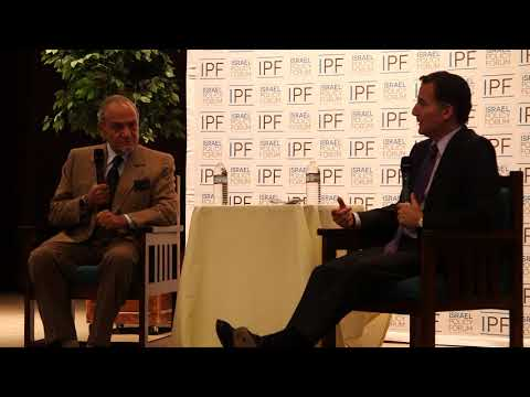 In Conversation with Prince Turki Al Faisal & Rabbi David Wo