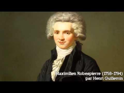 Maximilien Robespierre (partie 1) , Conférence vidéo Henri Guillemin