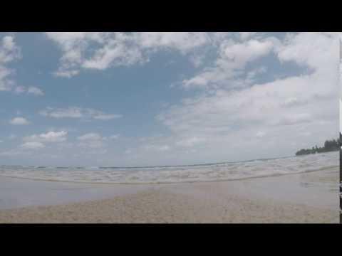 Day 02 Ke'e Beach Inside a Wave