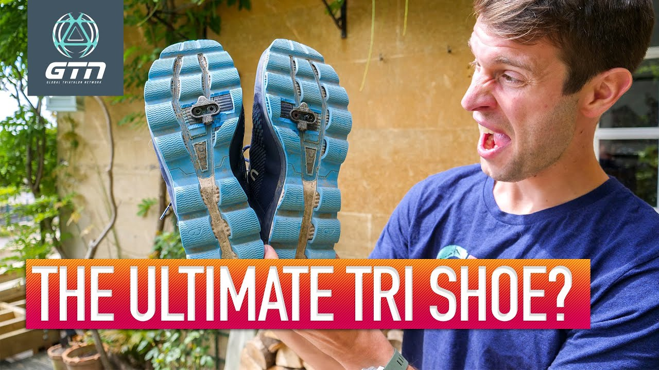 The Best Tri Shoe   Can We Design The Ultimate Triathlon Shoe?